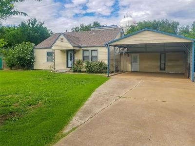 Norman Single Family Home For Sale: 1428 Eisenhower