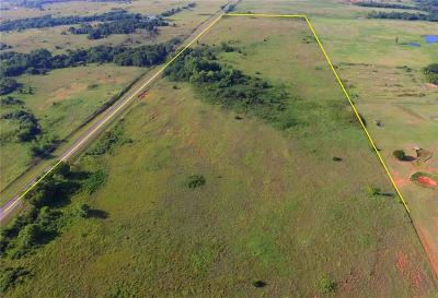 Blanchard Residential Lots & Land For Sale: Tract 1-County Street 2940