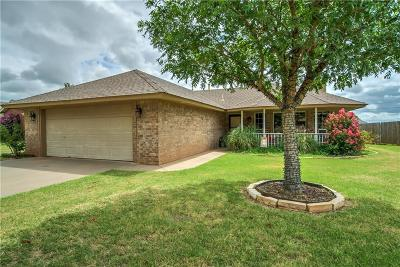 Chickasha OK Single Family Home For Sale: $164,900