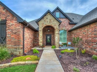 Edmond Single Family Home For Sale: 4704 Crestmere Lane