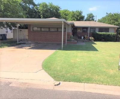 Oklahoma County Single Family Home For Sale: 221 Boston Street
