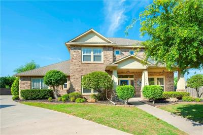 Edmond Single Family Home For Sale: 1728 NW 179th Terrace