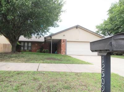Rental For Rent: 12509 Pine Bluff Drive