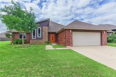 Edmond Single Family Home For Sale: 2420 NW 175th Street