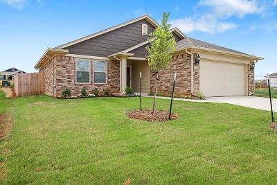 Norman Single Family Home For Sale: 910 Butterfly Way