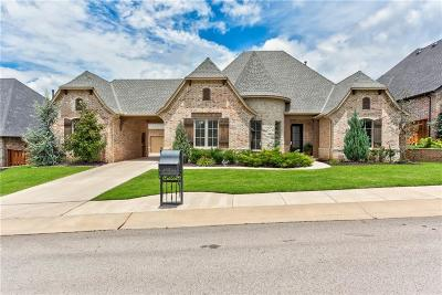Edmond Single Family Home For Sale: 2801 Open Range Road