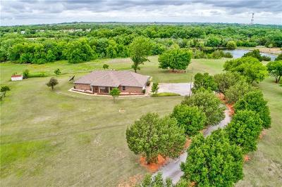 Noble Single Family Home For Sale: 800 Oak Lawn Downs Road
