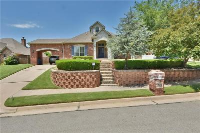 Edmond Single Family Home For Sale: 2809 Harness Creek