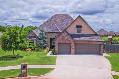 Edmond Single Family Home For Sale: 15700 Wild Creek Drive