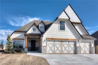 Edmond Single Family Home For Sale: 18709 Hidden Hill Terrace