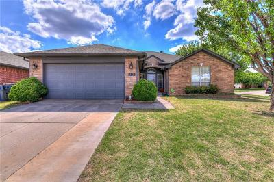 Single Family Home For Sale: 3313 Bishop Rock Place
