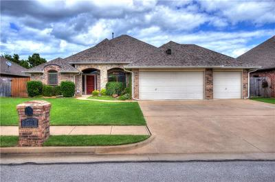 Edmond Single Family Home For Sale: 2500 Redrock Drive