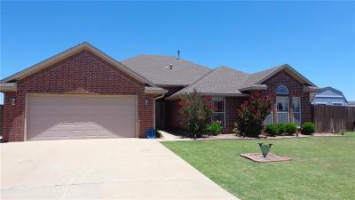 Single Family Home For Sale: 1829 Foxtail Circle
