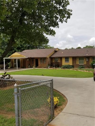 Spencer Single Family Home For Sale: 4405 Woodland Park Terrace