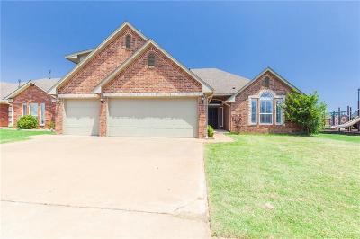 Edmond Single Family Home For Sale: 2405 NW 151st Street
