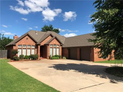 Oklahoma City OK Single Family Home For Sale: $334,900