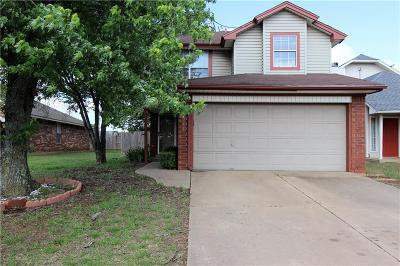 Norman Single Family Home For Sale: 3514 Shadow Streets