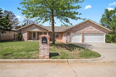 Oklahoma City Single Family Home For Sale: 3609 NW 53rd Street