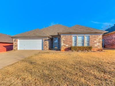 Edmond Single Family Home For Sale: 517 NW 172nd Place