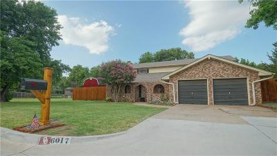 Oklahoma City Single Family Home For Sale: 6017 NW 84th Place