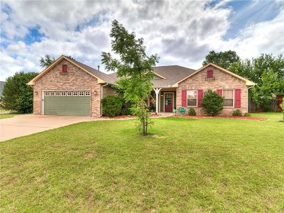 Edmond Single Family Home For Sale: 308 Albany Drive
