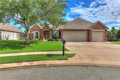 Edmond Single Family Home For Sale: 147 Wright Circle