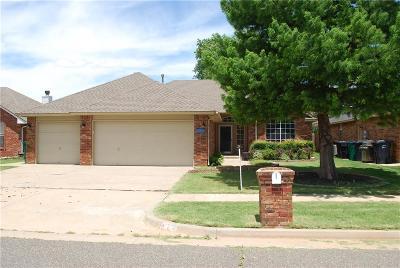 Oklahoma City Single Family Home For Sale: 2725 SE 96th