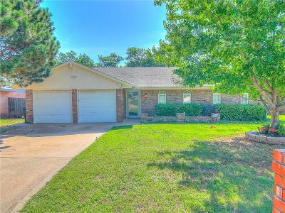 Oklahoma City Single Family Home For Sale: 7612 Brookside