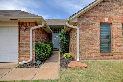 Edmond Single Family Home For Sale: 529 NW 173rd Street