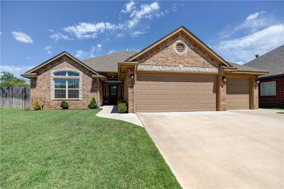 Oklahoma City Single Family Home For Sale: 5304 Bent Creek Drive