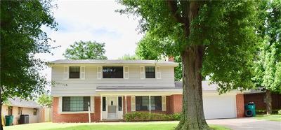 Oklahoma City Single Family Home For Sale: 6212 Kingston