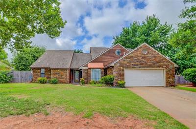 Edmond Single Family Home For Sale: 2720 Jeannes Trail