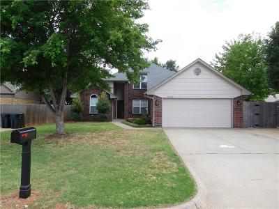 Oklahoma City Single Family Home For Sale: 2432 Morning Glory Drive