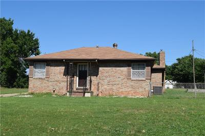 Shawnee Single Family Home For Sale: 421 N Kimberly