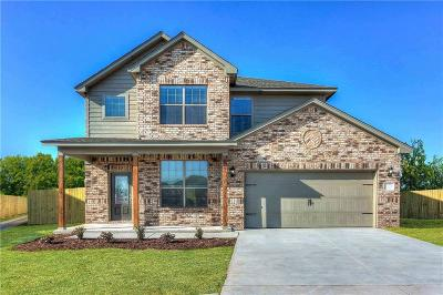 Yukon Single Family Home For Sale: 3301 Grace Lake Court