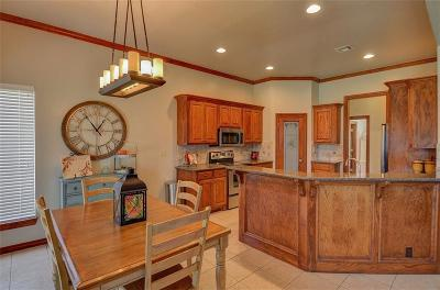 Blanchard OK Single Family Home For Sale: $334,900