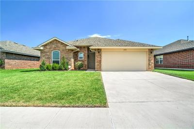 Edmond Single Family Home For Sale: 2325 NW 196th Terrace