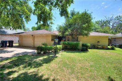 Oklahoma City Single Family Home For Sale: 3020 N Ann Arbor