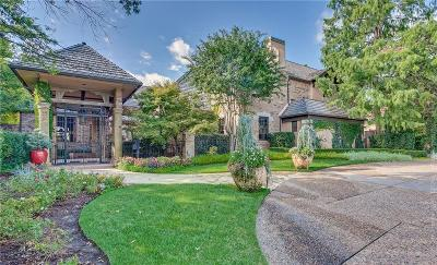 Nichols Hills OK Single Family Home For Sale: $2,600,000