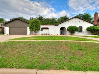 Oklahoma City Single Family Home For Sale: 12215 S Villa