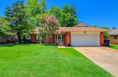 Oklahoma City Single Family Home For Sale: 6009 N Shawnee