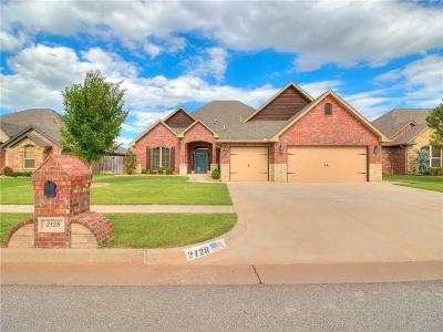 Yukon Single Family Home For Sale: 2128 Pine Creek