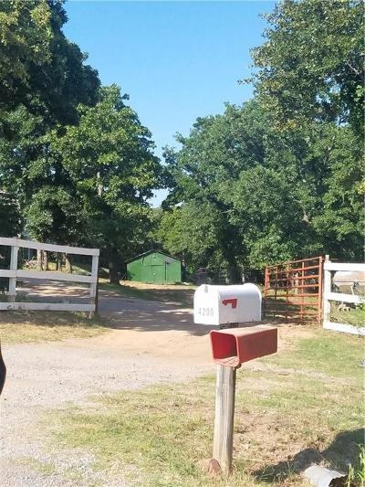 Choctaw Single Family Home For Sale: 4200 S Indian Meridian Road