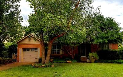 Oklahoma City Single Family Home For Sale: 417 NW 45th