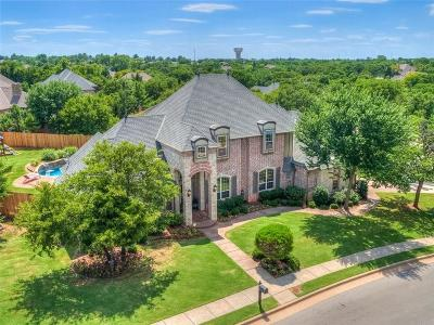 Edmond Single Family Home For Sale: 4433 Frisco Bridge