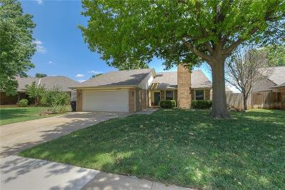Oklahoma City Single Family Home For Sale: 10226 Kingsgate Road