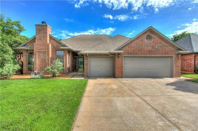 Edmond Single Family Home For Sale: 1305 Copperfield Drive