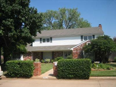 Oklahoma City Single Family Home For Sale: 11504 Leaning Elm Road