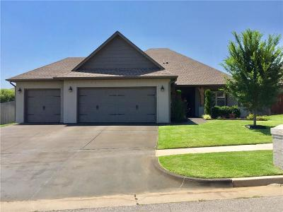 Oklahoma City Single Family Home For Sale: 8600 NW 112th Street