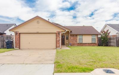 Oklahoma City Single Family Home For Sale: 1221 SW 100th Street